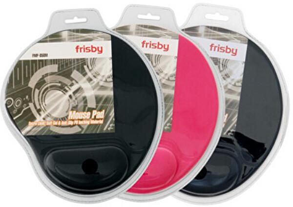 Frisby FMP-050M-B Bilek Destekli Jel Mouse Pad (Siyah)