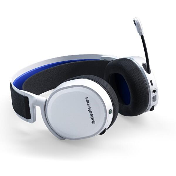SteelSeries Arctis 7P Wireless Beyaz Gaming Kulaklık - PS5