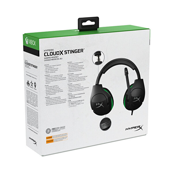 Hyperx Cloud Stinger Gaming Kulaklık XBOX