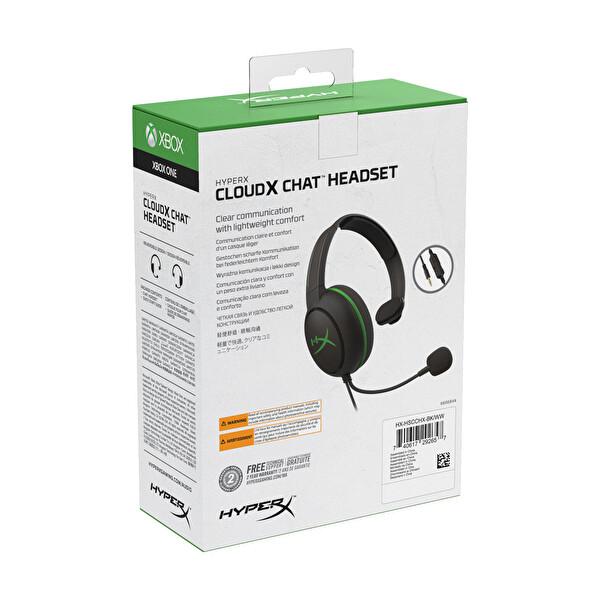 HyperX CloudX Chat Gaming Kulaklık XBOX