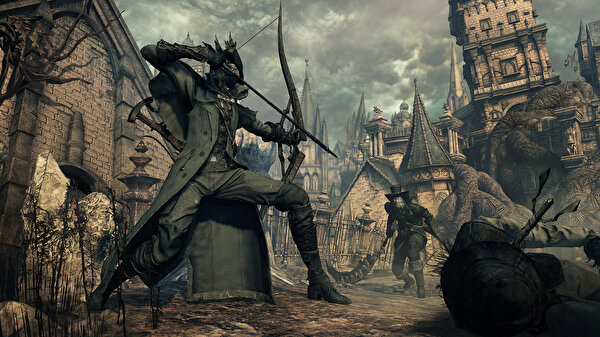 Bloodborne (PS4) HITS