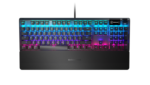 SteelSeries Apex 5 RGB Blue Switch Hibrid Mekanik Türkçe Klavye