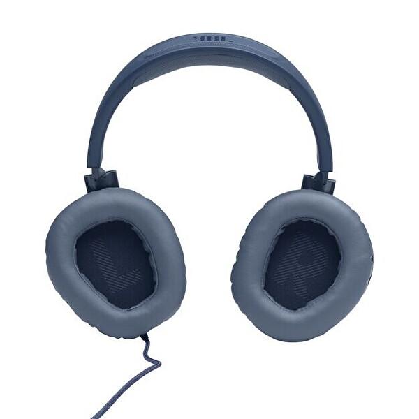 Jbl Quantum 100 Gaming Kulaklık Kablolu Mavi