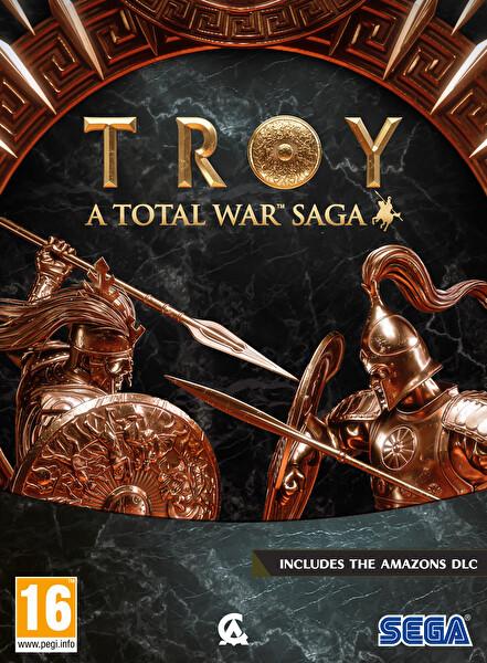 Aral Total War Saga Troy PC Oyun