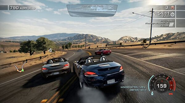 NEED FOR SPEED HOT PURSUIT REMASTER PS4 OYUN