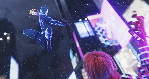Marvel's Spider Man: Miles Morales (PS4)