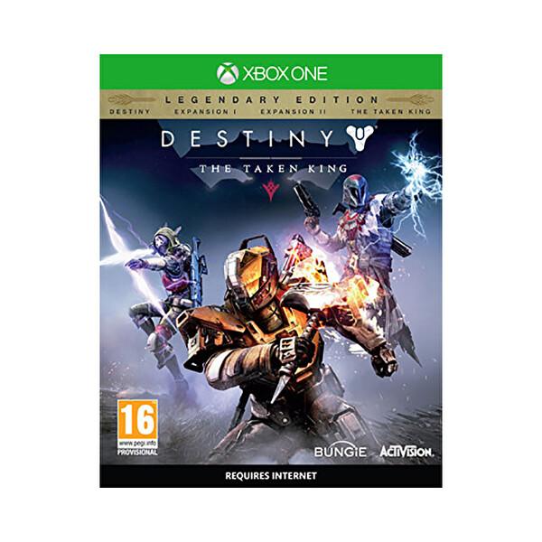 Aral Destiny The Taken King Legendary Edition Xbox One Oyun