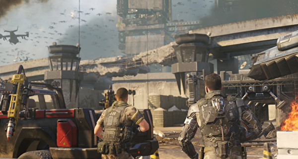 Aral Call Of Duty Black Ops 3 Pc Oyun