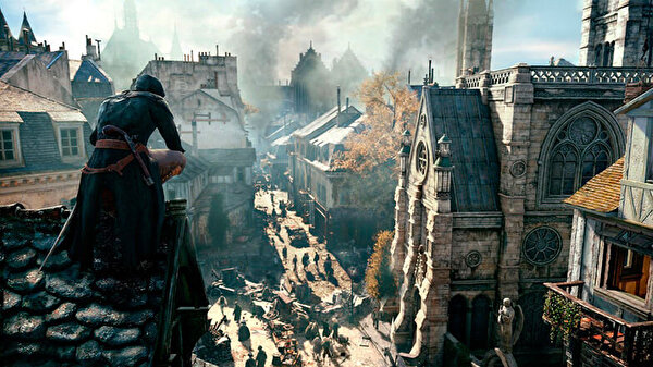 Aral Assassins Creed Unity Ps4 Oyun