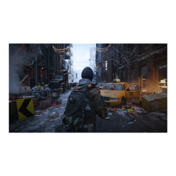 Aral Tom Clancy S The Division Ps4 Oyun