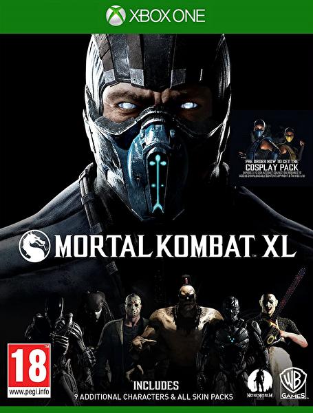 Mortal Kombat XL Xbox One Oyun