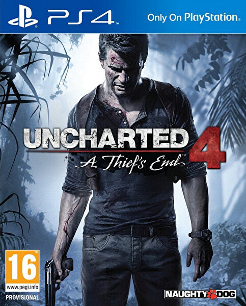 Sony Uncharted 4 Bir Hırsızın Sonu Ps4 Oyun