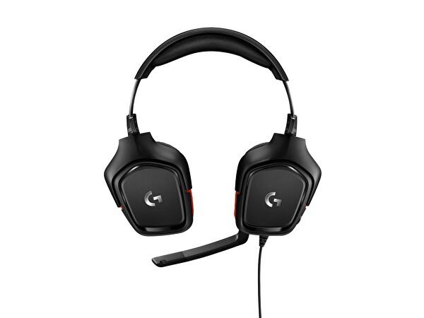 Logitech G332 Oyuncu Kulaklığı - Leatherette - Analog