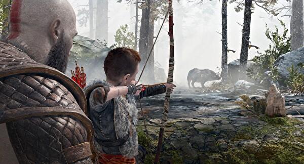 God Of War PS4 Hits Oyun