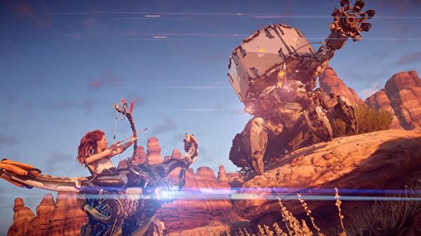 Horizon Zero Dawn Complete Edition PS4 Oyun