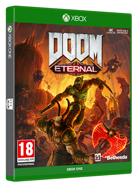 Doom Eternal Xbox One Oyun