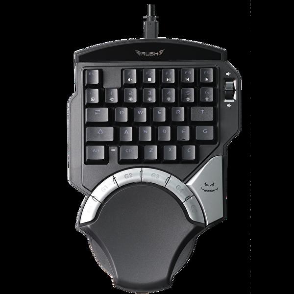 Rush Haymaker RK95 Full RGB Makro Tek El Mekanik Klavye