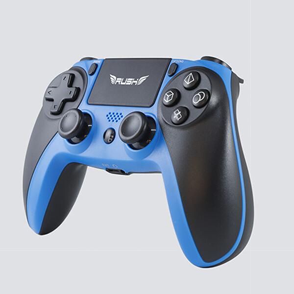 Rush Medallist GBT959 Kablosuz PS3/PS4 Mavi Gamepad