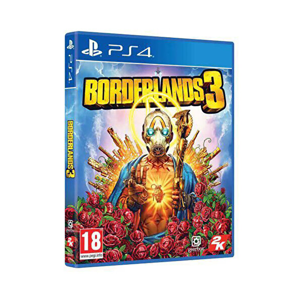Sony Borderlands 3 Standart Version PS4 Oyun