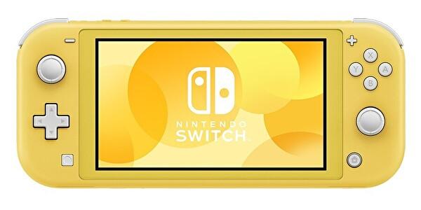 Nintendo Switch Lite Konsol Sarı