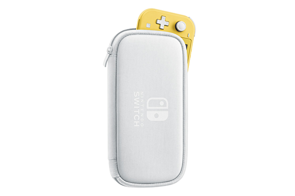 Nintendo Switch Lite Taşıma Kılıfı ve Ekran Koruyucu