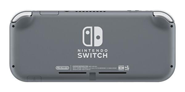 Nintendo Switch Lite Konsol Gri