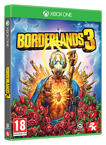 T2 Borderlands 3 Xbox One Oyun