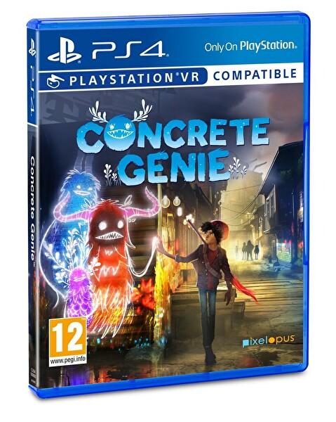 Concrete Genie PS4 Oyun
