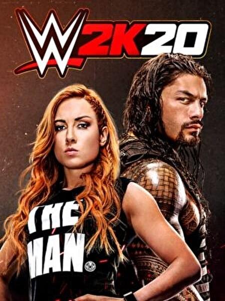 WWE 2K20 PS4 INT Oyun