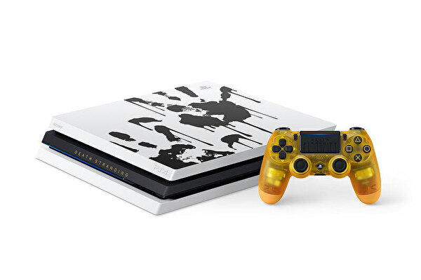 Sony PS4 Pro 1TB Limited Edition/Death Stranding