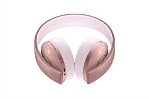 Sony Rose Gold Wireless Headset