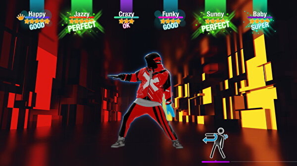 Aral Just Dance 2020 Xbox One Oyun