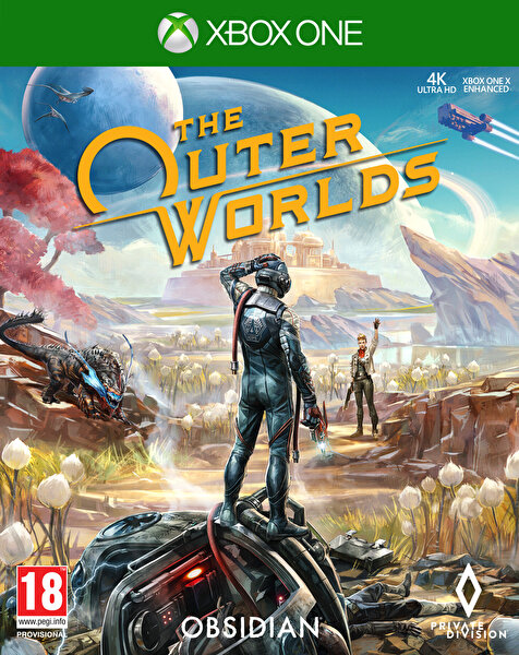 Take 2 The Outer Worlds Xbox One Oyun
