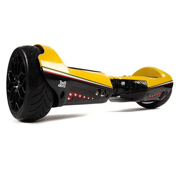 Lamborghini Glyboard Veloce Elektrikli Scooter Sarı