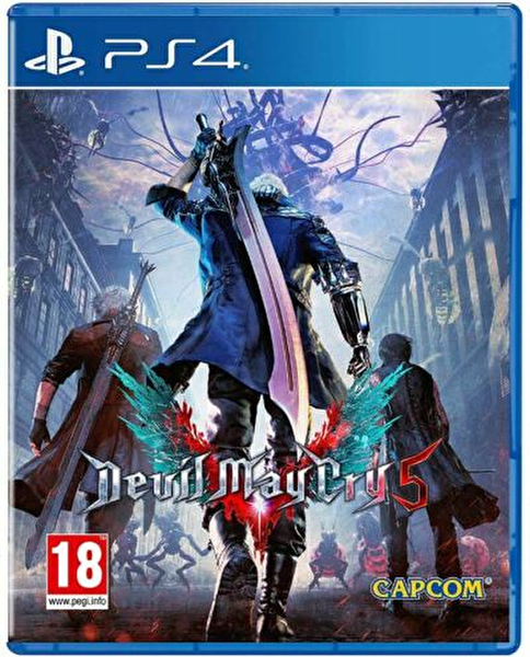 Devil May Cry 5 PS4 Oyun