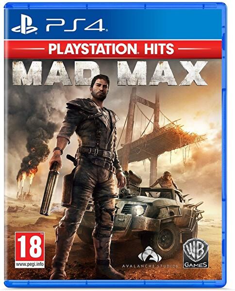 Mad Max PS4 Hits Oyun