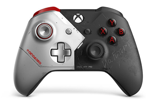Microsoft Xbox One Wireless Oyun Kumandası Cyberpunk 2077 Limited Edition