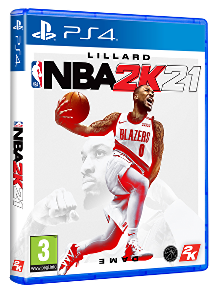 NBA 2K21 - Standart Edition (PS4)