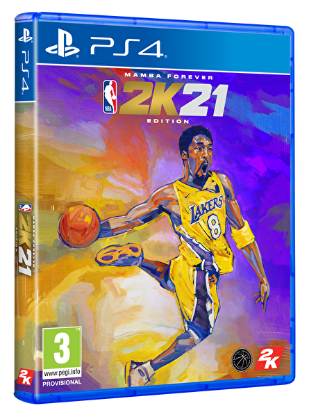 NBA 2K21 - Legend Edition (PS4)
