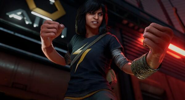 Marvel's Avengers PS4 Oyun