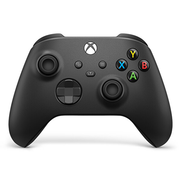 Xbox Kablosuz Oyun Kumandası Carbon Black (9. Nesil)
