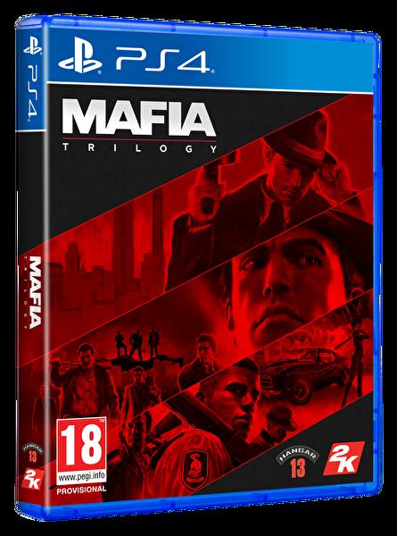 Mafia Trilogy PS4 Oyun