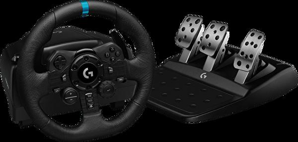 Logitech G G923 Driving Force Yarış Direksiyonu (PlayStation&PC Uyumlu)