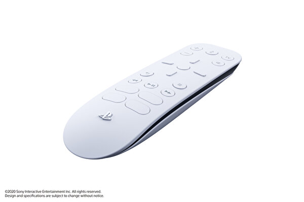 Sony PS5 Playstation 5 Media Remote/EUR