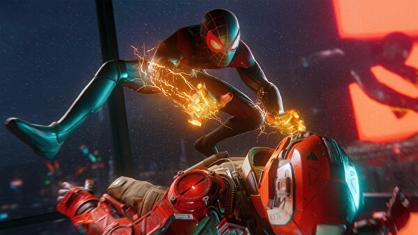 Sony PS5 Playstation 5 Oyun Spiderman Miles Morales