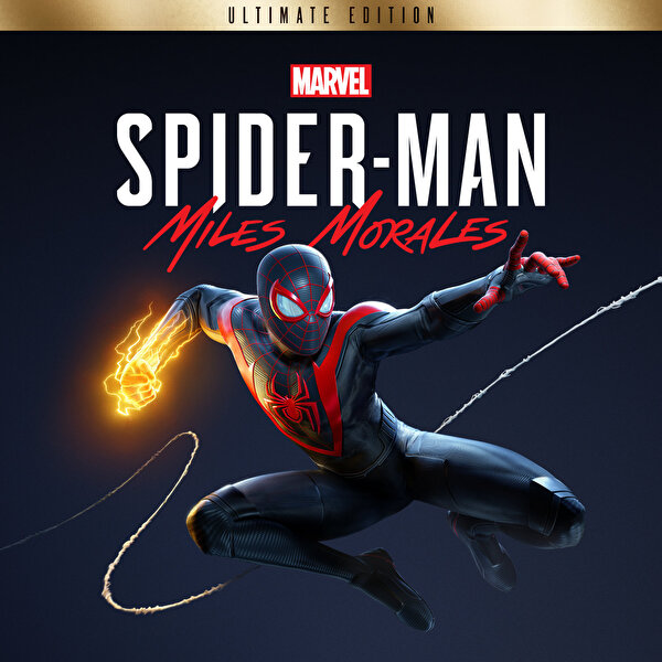 PS5 Spiderman Ultimate Edition ( OUTLET )