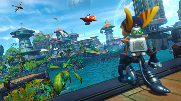Sony Ratchet & Clank PS4 HITS TR