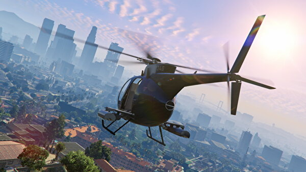 Grand Theft Auto V SE INT PS4 Oyun