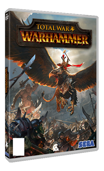 ARAL TOTAL WAR WARHAMMER LIMITED EDT PC OYUN ( OUTLET )