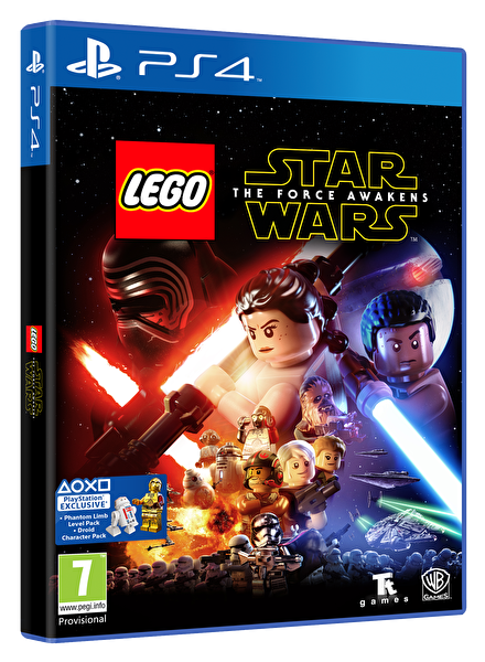 Lego Star Wars: The Force Awakens PS4 Oyun